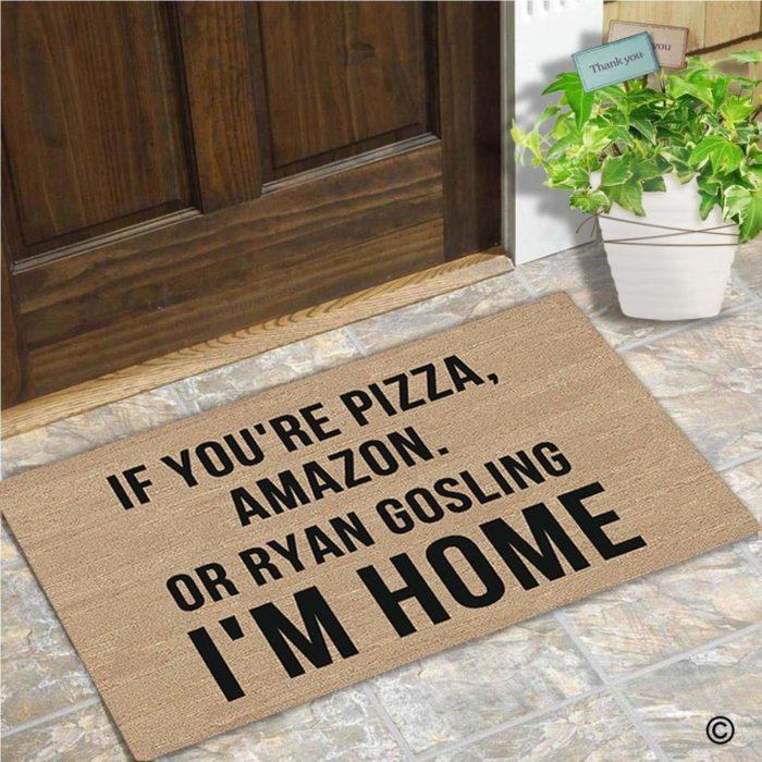 Funny Doormat Creative Entrance Doormat
