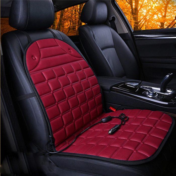 Heated Car Seat Cushion Warmer