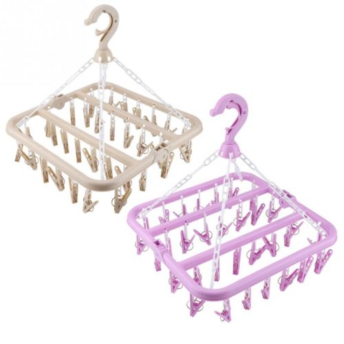 Sock Hanger Underwear Drying Rack