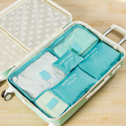 Luggage Organizer Clothes Storage Bags