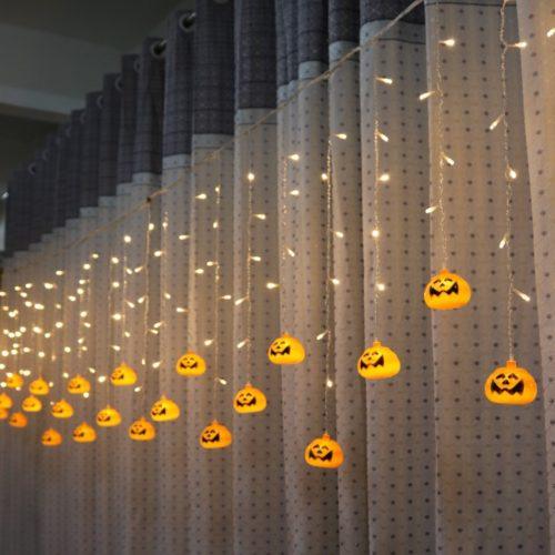 Pumpkin Lights Halloween String Light