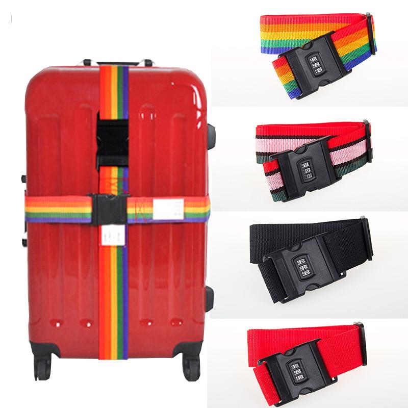 Luggage Belt Suitcase Strap Travel Accessory