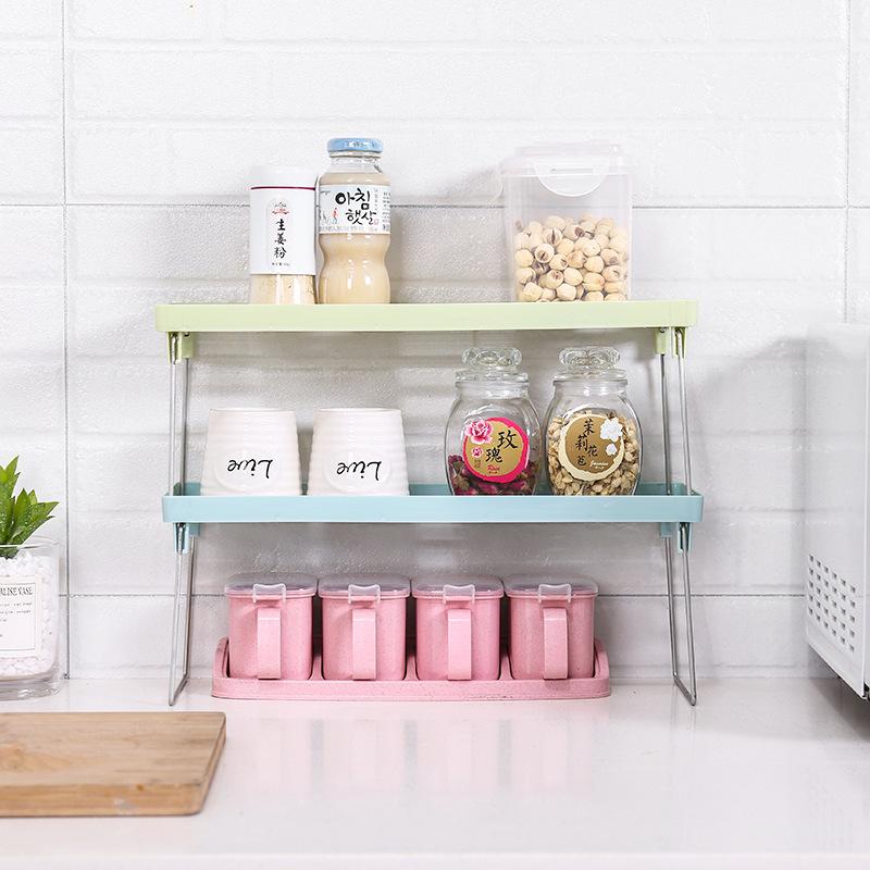 Kitchen Organizer Rack Storage Shelves