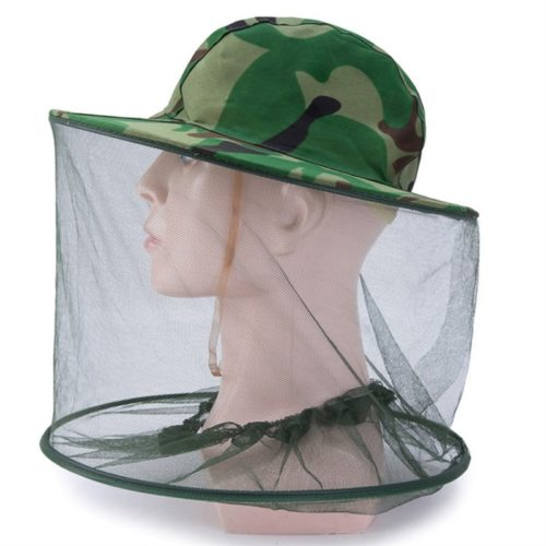 Mosquito Net Hat Head Cover