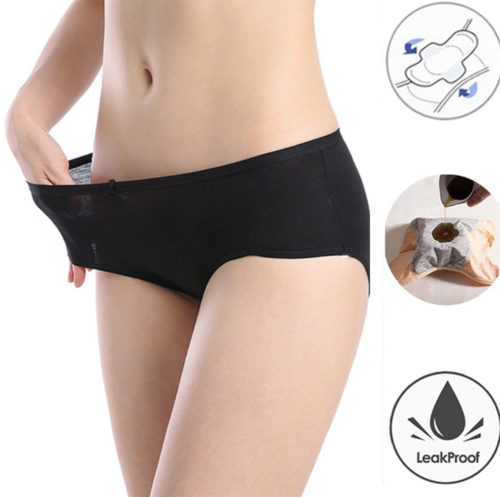 Leak Proof Underwear Menstrual Panties