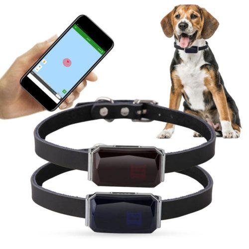 GPS Dog Collar Pet Tracking Device
