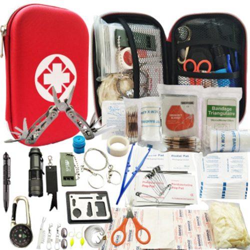 Survival Pack Emergency Supplies Kit
