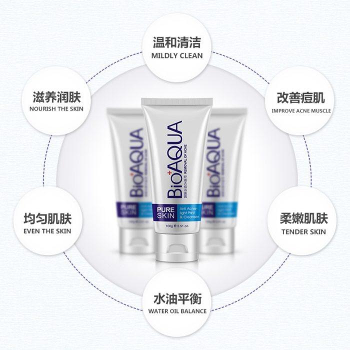 Face Cleanser Deep Clean Foam