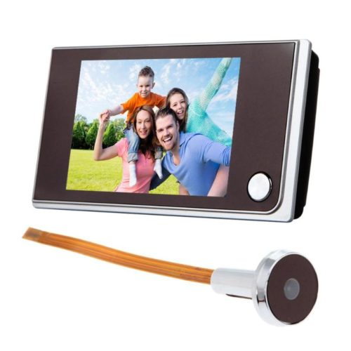 Door Camera Home Surveillance Safety Device