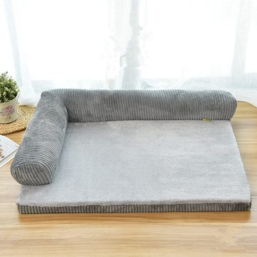 Dog Sofa Pet Luxury Soft Cushion