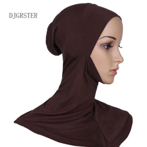 Sports Hijab Stretchable Headwear