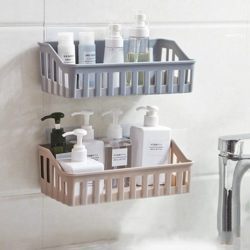 Bathroom Storage Rack Wall Shelf