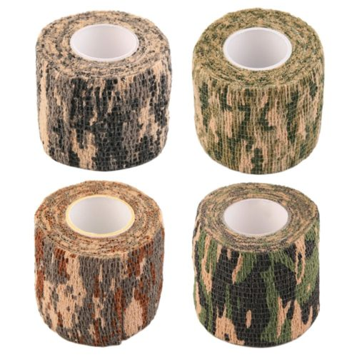 Camo Tape Hunting Adhesive Wrap