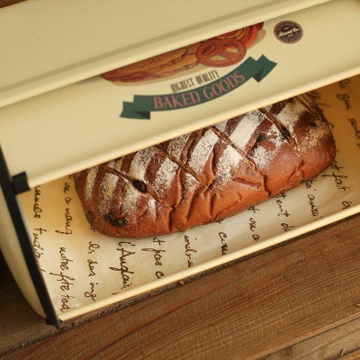 Bread Container Vintage Bread Box
