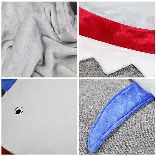 Shark Blanket For Children