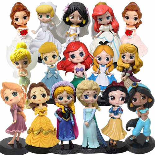Disney Princess Toys Action Figures