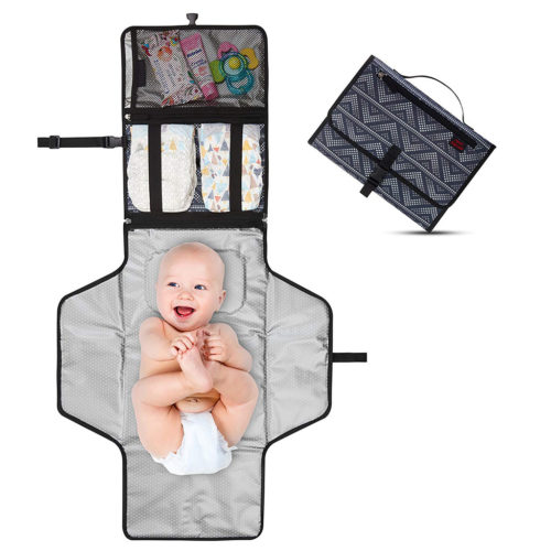 Baby Changing Pad Diaper Bag