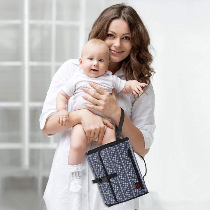 Baby Changing Pad Diaper Bag