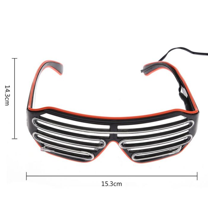 Light Up Glasses Novelty Eyewear