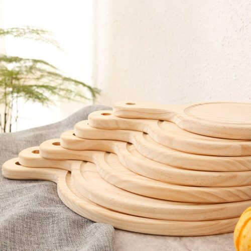 Pizza Paddle Wooden Kitchen Tool