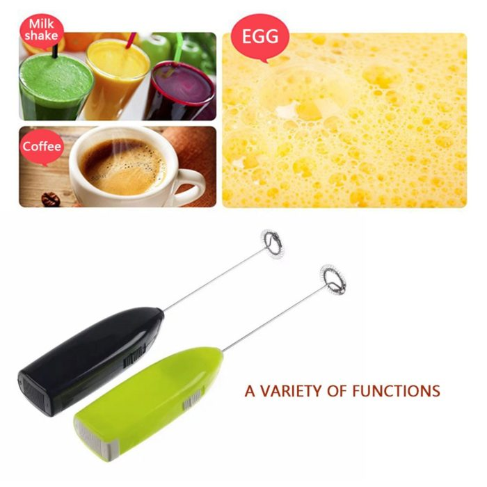 Electric Egg Beater Mini Handheld Mixer