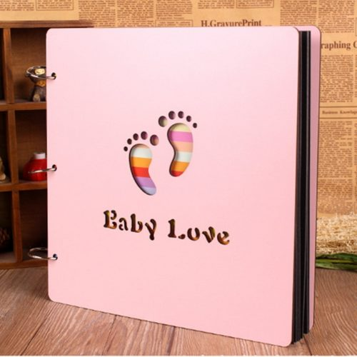 Baby Photo Album Scrapbook Kit