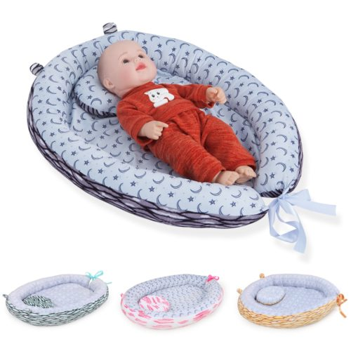 Co Sleeper Bed Portable Baby Mat