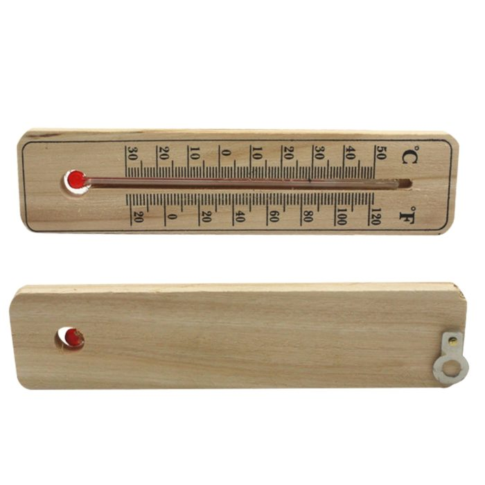 Outdoor Thermometer Wall-Mount Design