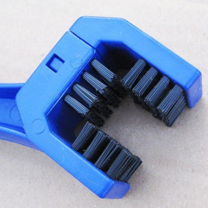 Bicycle Chain Cleaner Brush Tool