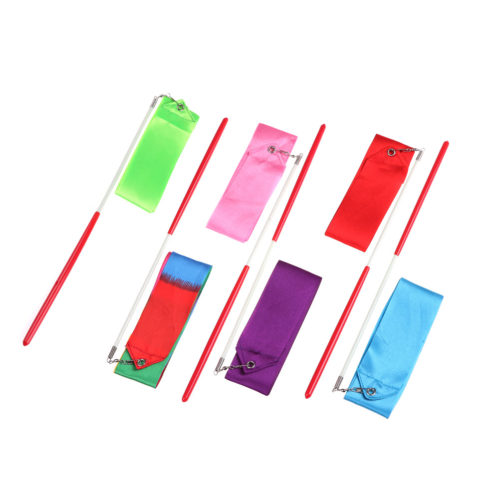 Gymnastics Ribbon with Handle