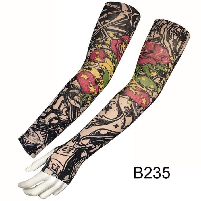 Fake Tattoo Sleeves 2PC Set