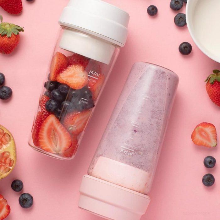 Blender Cup Portable Juicer and Shake Maker