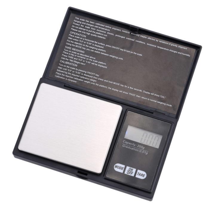Digital Pocket Scale Weighing Tool
