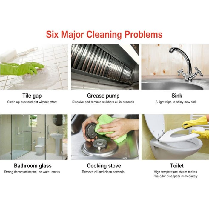 Handheld Steam Cleaner Electric Device
