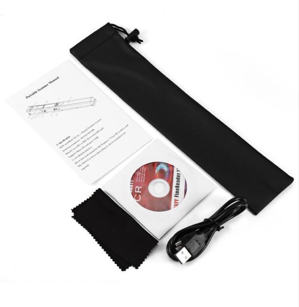 Portable Document Scanner Handheld