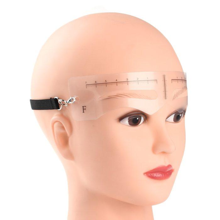 Eyebrow Stencil Kit 12PC Set