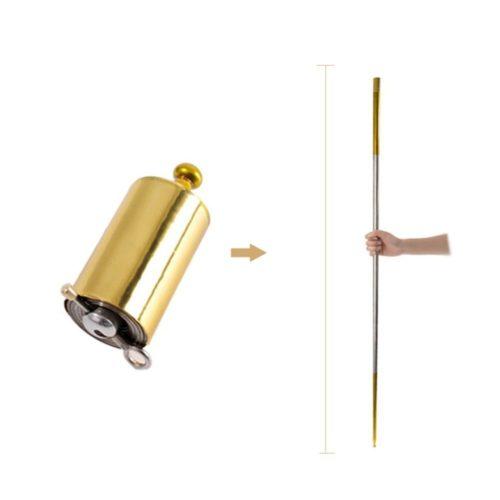 Pocket Staff Retractable Steel Rod