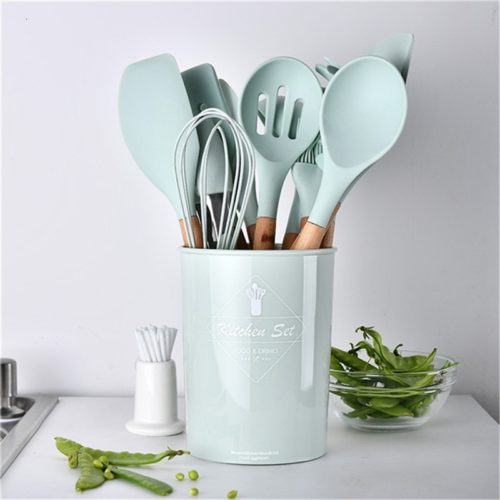 Silicone Utensil Set 12PC Kitchenware