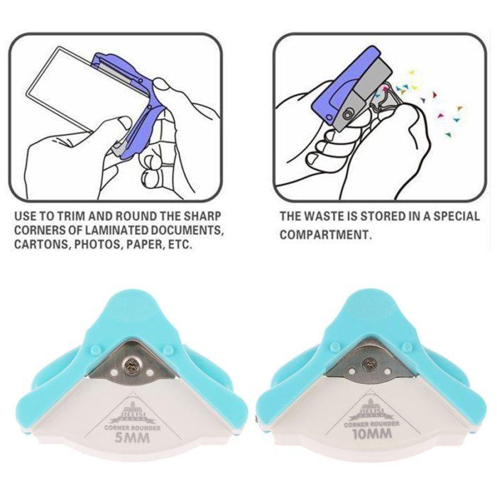 Corner Cutter DIY Stationery Tool