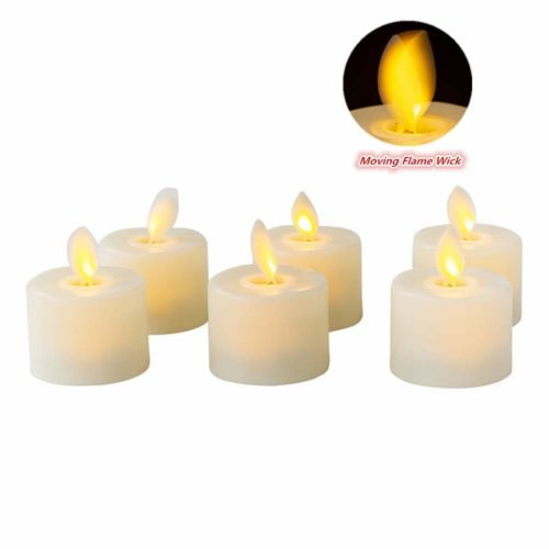 LED Tea Lights Flameless Candles