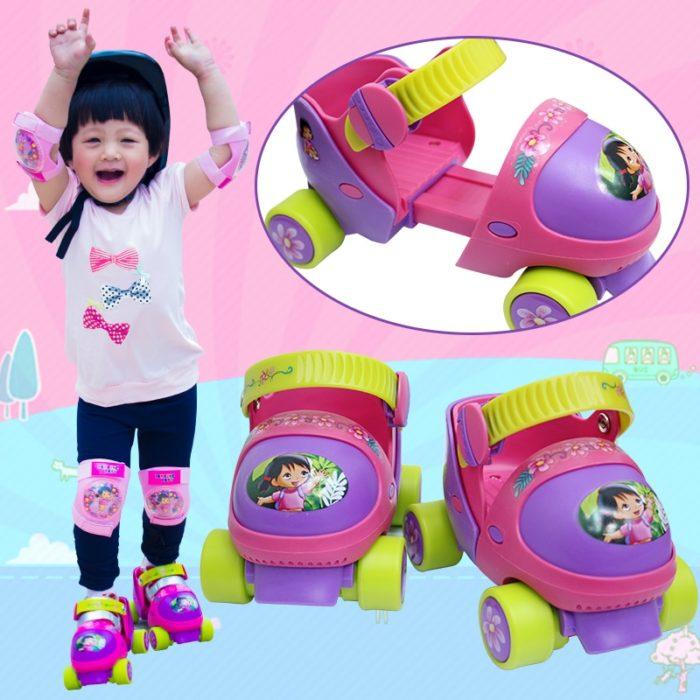 Adjustable Roller Skates Kids Skates