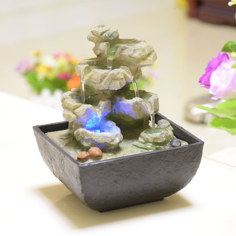 Small Indoor Water Fountain Home Decor Life Changing Products