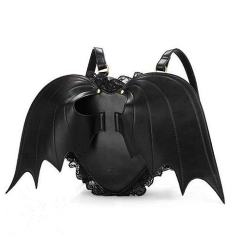 Backpack With Wings Bat Bag