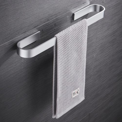 Bathroom Towel Holder Hanging Bar