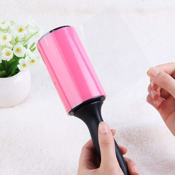 Reusable Lint Roller Dust Remover Tool