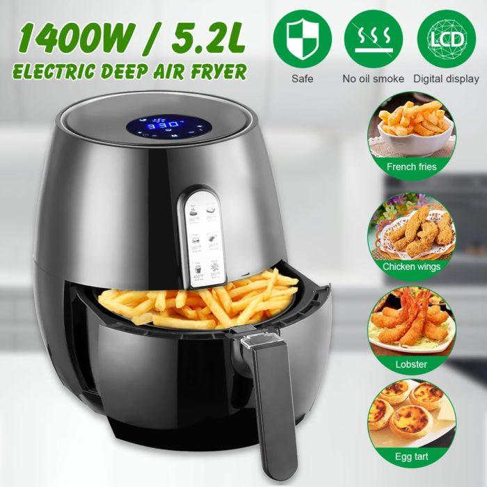 Mini Air Fryer Electric Kitchen Device