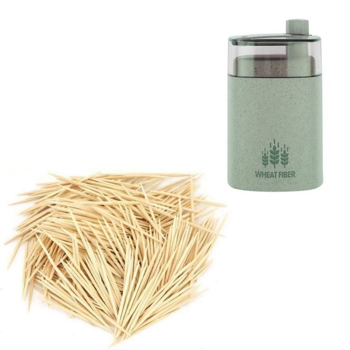 Toothpick Dispenser Automatic Holder