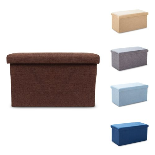 Storage Box Seat Portable Container