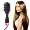 Round Brush Blow Dryer Electric Hair Styler