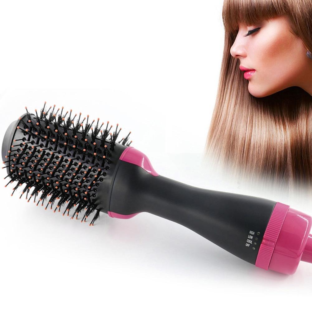 Round Brush Blow Dryer Electric Hair